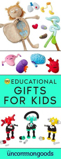 Unique and fun gift for kids this Christmas!