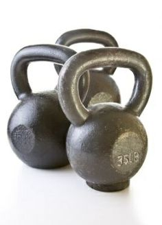 6 Kettlebell Workout Routines - #workouts