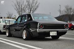 日産 GC110 スカイライン // 名古屋  Nissan GC110 Skyline // at Nagoya