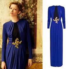 MANGO - Long Dress