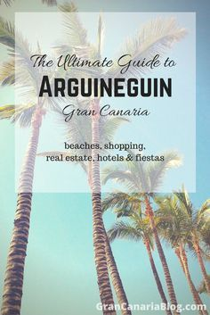 The Ultimate Guide to Arguineguin Gran Canaria
