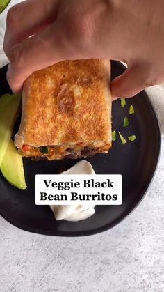 Mexican Food Recipes, Whole Food Recipes, Vegan Recipes, Cooking Recipes, I Love Food, Good Food, Yummy Food, Tasty, Vegan Dishes