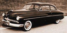 1949 Mercury Two-door Coupe