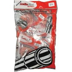 Best Price Audiopipe BMS3512 12 Ft-.3.5Mm to RCA Cable 10Pack