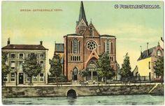 Breda, Cathedrale Kerk 1918