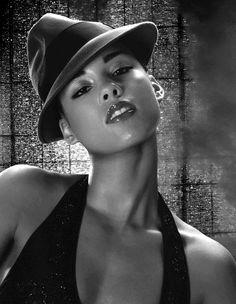 Alicia Keys - beautiful