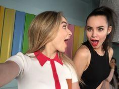 Sabrina and Sophia