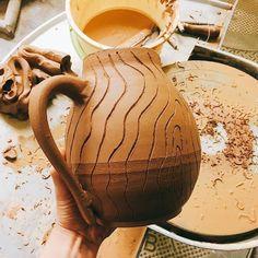 Carve it out. #texture