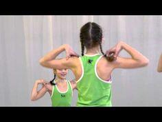 Pohybové skladby pro děti - Na hasičském bále - YouTube