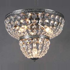 Ceiling Lamp Valencia 40 Silver
