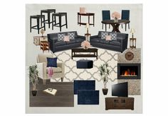 Check out this moodboard created on @olioboard: treva by amyjoylarson