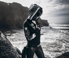 SNDWAVE Zip-up hoodie