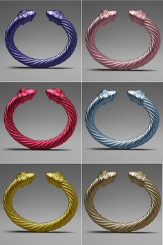 Want to buy David Yurman's new brightly colored aluminum cable bracelets before anyone else? DETAILS HERE!