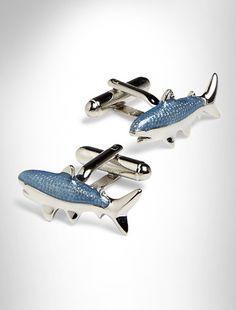 Navy flying duck enamel cufflinks Men's cufflinks from ...