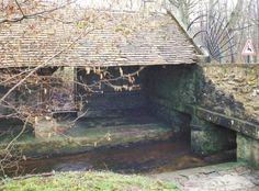 Pont-à-la-Dame et lavoir, Gambaiseuil