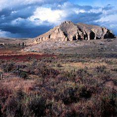 Montana State Parks :: Beaverhead Rock