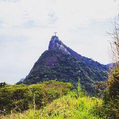 Cristo Redentor, Rio de Janeiro, Brasil #magicplace #travelling #magicview #brasil #brazil #riodejaneiro #travelling #travellingtreasures