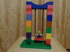Lego Duplo swing