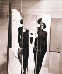 Azzedine Alaïa, 1986 Photographer: David Seidner Model: Bettty Lago