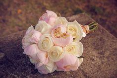 Soft pink and white wedding bouquet #richardbellphotography #lowndesgrovewedding #southcarolinawedding