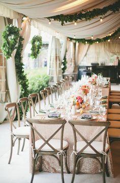 Featured Photographer: Onelove Photography; Wedding reception idea.