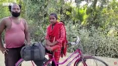 'Lionhearted' Girl Bikes Dad Across India, Inspiring a Nation - The New York Times