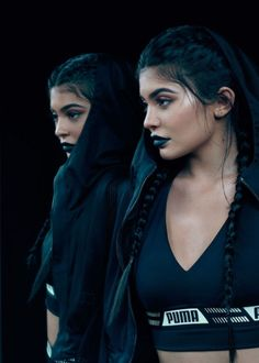 Kylie Jenner's back at it again with Puma...and we're OBSESSED
