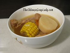 The Chinese Soup Lady & Chinese Soup Recipes » Blog Archive » Winter Chicken Soup