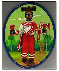 Chango Orisha | Chango (Orisha) - Santeria Religion-101 Blog