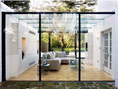 cobertura de terraço com vidro - Pesquisa Google