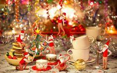 Tischdeko zu Weihnachten - Festliche Inspirationen