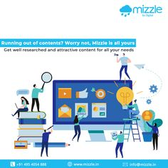 Do you feel hectic to create interesting social media content for your business? Let mizzle help you hand in hand to get well researched and attractive content for all your needs.  Content that you create helps you build trust and connect with your target audience but also acts as fuel for your other marketing techniques. It's the base upon which you promote your business online, so it's essential to give it the attention it deserves. #ContentMarketing  #ContentMarketingAgency Advertising And Promotion, Brand Promotion, Content Marketing, Social Media Marketing, Digital Marketing, Us Web, Business Contact, Marketing Techniques, Target Audience