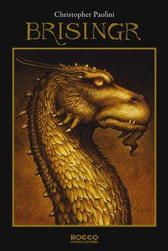 Conflito, ação e aventura aguardam os leitores em Brisingr. Mas o livro mergulha fundo também na psiqué de Eragon, acompanhando seu amadurecimento à medida que ele precisa tomar decisões.