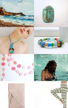 Dreams about the sea.... by Olga Farberova on Etsy--Pinned with TreasuryPin.com