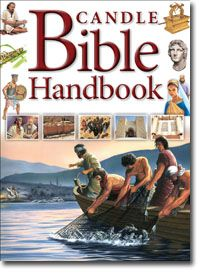 Candle Bible Handbook for kids presents the Bible in a clearly organized, realistically illustrated, and stimulating way. Find timelines, study questions, color coding, and outlines that make a great tool for children to use for digging in to their Bibles!