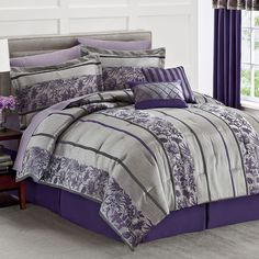 Marlow 6-Pc. Comforter Set Collection