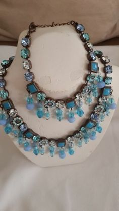 Matching Necklace and Bracelet (crystal) | Brackenfell | Gumtree South Africa
