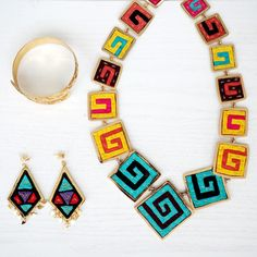 MAKUA MOLAS #THEtop5SHOP Joyas Colombianas. Colombian Jewelry