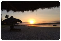 Sunrise at Lake San Martinho, Mozambique. Photo by Saajida Akabor http://saajida.co.za