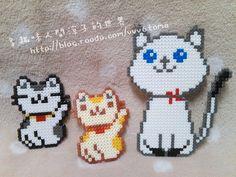 Hama Beads -Cats