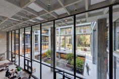 mchenry library - santa cruz - john carl warnecke - 1968 - addition + renovation boora - 2012