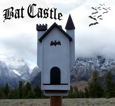 Back Yard Bird Company Bat House