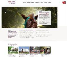 Corporate website Twents Bureau voor Toerisme