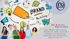 Boost your sales and increase the number of leads per day with Digital Marketing Services by NA Digital Solutions.  Don't waste your time in the hiring process, get in touch with us and we will do everything for you. We have a team of experienced marketers with proven digital marketing skills.  All you need to do is get in touch with and wait for the results,  #businessgrowth #digitalmarketinglife #marketingdigitale #contentmarketing #growthmindset #digitalmarketing #marketingdigital Digital Marketing Services, Seo Services, Content Marketing, Social Media Marketing, Hiring Process, Growth Mindset, Digital Media, A Team, Branding