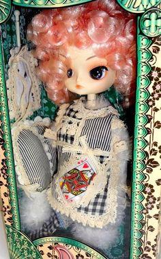 "Pullip Dal Romantic White Rabbit 11"" Doll Alice in Wonderland Groove Inc. D-124 | eBay"