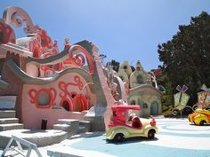 Universal Studios - Dr. Seuss