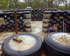 Earthship Australia Simple Survival