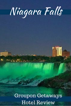 Click to read a review of using Groupon Getaways!   Niagara Falls is an incredible experience and bucket list item!  It's important to find a cheap and budget way to stay there!
