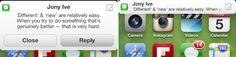 Notificações do iOS ficam mais práticas em conceito montado por site