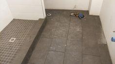 Tiling installed